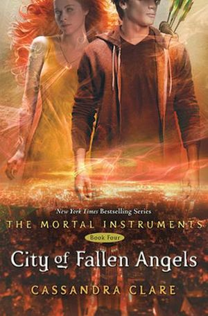 THE MORTAL INSTRUMENTS #4: CITY OF FALLEN ANGELS