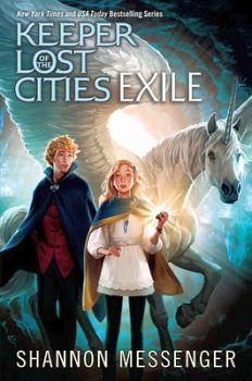 KEEPER OF THE LOST CITIES # 2: EXILE
