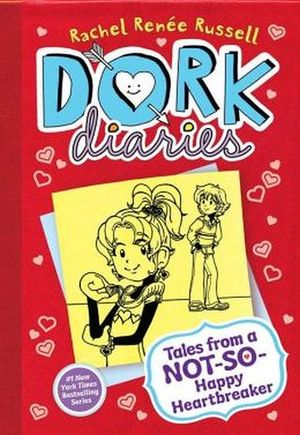 DORK DIARIES 6 TALES FROM A NOT-SO-HAPPY HEARTBREAKER