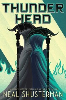 THUNDERHEAD -ARC OF A SCYTHE #2-