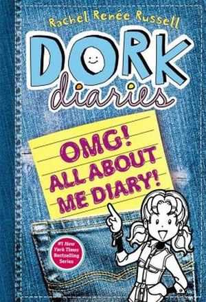 DORK DARIES: OMG! ALL ABOUT ME DIARY!