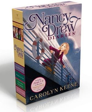 NANCY DREW DIARIES BOXED
