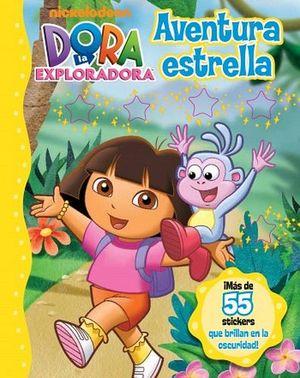 DORA LA EXPLORADORA -AVENTURA ESTRELLA- (C/55 STICKERS)