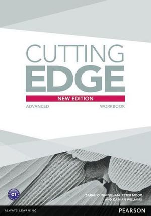 CUTTING EDGE 3ED ADVANCED WORKBOOK
