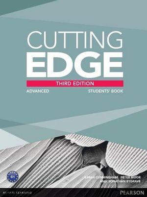 CUTTING EDGE 3ED ADVANCED BOOK W/DVD