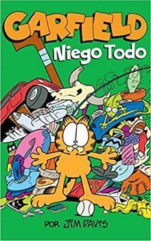 GARFIELD: NIEGO TODO