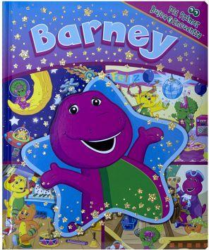 BARNEY              -MI PRIMER BUSCA Y ENCUENTRA-