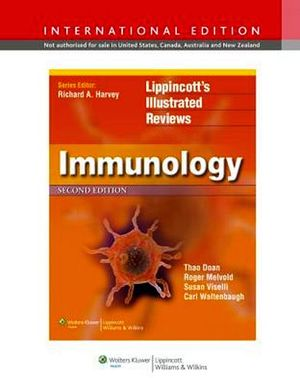 LIPPINCOTT'S ILLUSTRATED REVIEWS: IMMUNOLOGY 2ED. IE