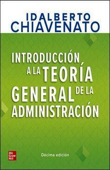 CONNECT INTRODUCCION A LA TEORIA GRAL.DE LA ADMON.10ED.