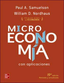 CONNECT MICROECONOMIA C/APLICACIONES 19ED.