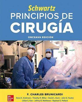 PRINCIPIOS DE CIRUGIA 11ED. (2 VOL.)