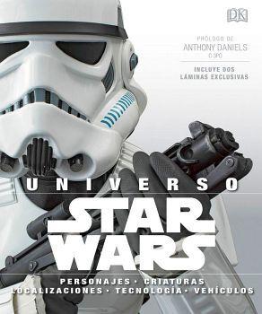 UNIVERSO STAR WARS -PERSONAJES/CRIATURAS/LOCALIZACIONES/TECNOLO.