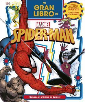 MI GRAN LIBRO DE MARVEL SPIDER-MAN -CONOCE EL UNIVERSO- (EMP.)