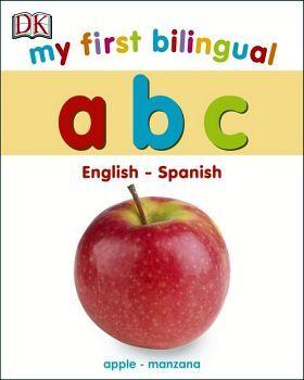 MY FIRST BILINGUAL ABC - ENGLISH-SPANISH - (CARTONE)