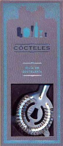 COCTELES -GUIA DE COCTELERIA- (LIBRO Y OBSEQUIO)