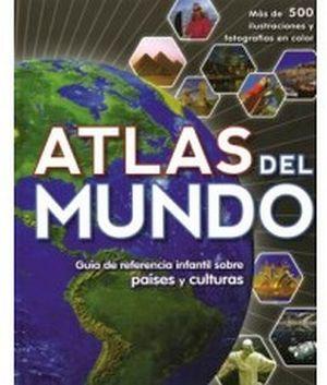 ATLAS DEL MUNDO                                    -ENCICLOPEDIA-