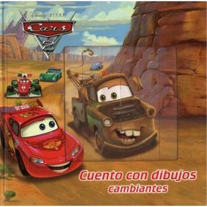 DISNEY CARS 2               (C/DIBUJOS CAMBIANTES)