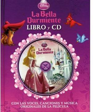 BELLA DURMIENTE, LA          (LIBRO Y CD)