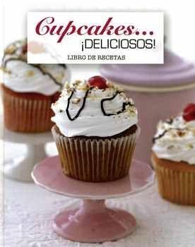 CUPCAKES... ¡DELICIOSOS!    -LIBRO DE RECETAS-