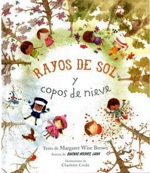 RAYOS DE SOL Y COPOS DE NIEVE               (EMPASTADO)