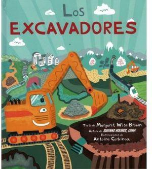EXCAVADORES, LOS (EMPASTADO)