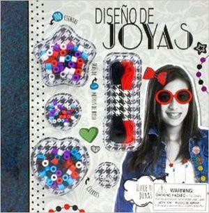 DISEÑO DE JOYAS        (C/200 CUENTAS/HILO/CIERRES)