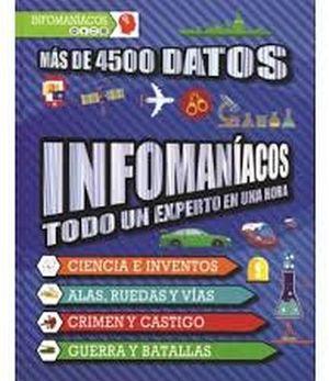 INFOMANIACOS -TODO UN EXPERTO EN UNA HORA-