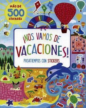 NOS VAMOS DE VACACIONES! (C/STICKERS)