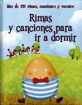 RIMAS Y CANCIONES PARA IR A DORMIR