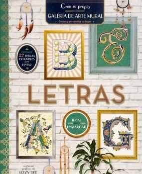CREE SU PROPIA GALERIA DE ARTE MURAL  -LETRAS-