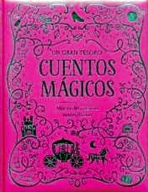 UN GRAN TESORO -CUENTOS MAGICOS-