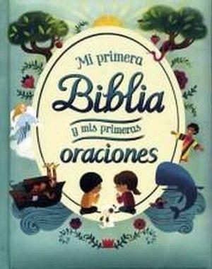 MI PRIMERA BIBLIA Y MIS PRIMERAS ORACIONES (VERDE)