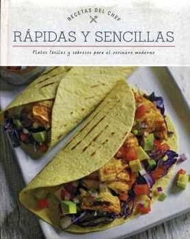 RECETAS DEL CHEF -RAPIDAS Y SENCILLAS-
