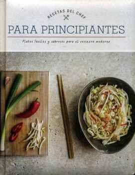 RECETAS DEL CHEF -PARA PRINCIPIANTES-