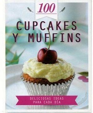 100 -CUPCAKES Y MUFFINS-                 (LOVE FOOD)