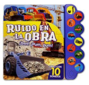 RUIDO EN LA OBRA                         (LIBRO C/10 SONIDOS)