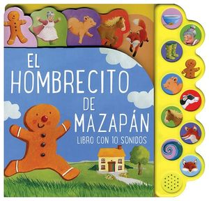HOMBRECITO DE MAZAPAN, EL                (LIBRO C/10 SONIDOS)