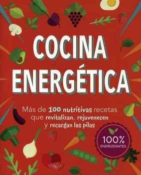 COCINA ENERGETICA                        (100% ENERGETIZANTES)