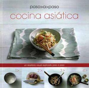 PASO A PASO -COCINA ASIATICA-