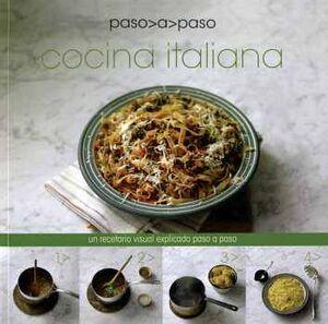 PASO A PASO -COCINA ITALIANA-