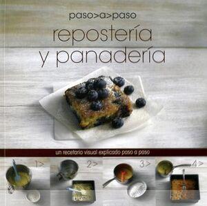 PASO A PASO -REPOSTERIA Y PANADERIA-