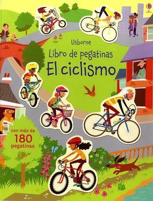 LIBRO DE PEGATINAS -EL CICLISMO-