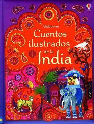 CUENTOS ILUSTRADOS DE LA INDIA    (EMPASTADO)