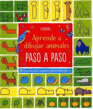 APRENDE A DIBUJAR ANIMALES  -PASO A PASO-