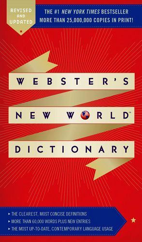 WEBSTER'S NEW WORLD DICTIONARY 4TH