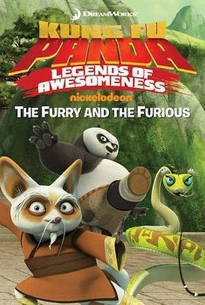KUNG FU PANDA: THE FURRY AND THE FURIOUS