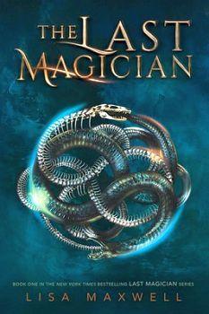THE LAST MAGICIAN # 1