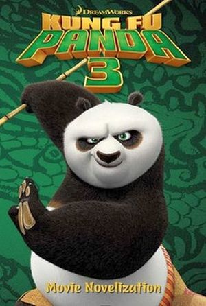 KUNG FU PANDA 3: MOVIE MOVELIZATION