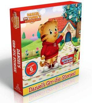 DANIEL'S GRR-IFIC STORIES!