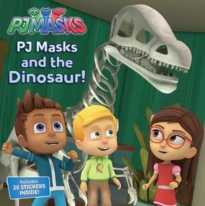 PJ MASKS AND THE DINOSAURS!